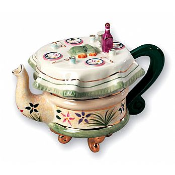 Collectors Shabbat Teapot