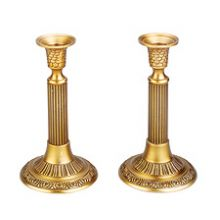 Traditional Elegant Candlestick Set - Brick Styles