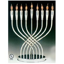 Illumination Electric Menorah