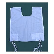 Mesh Tzitzit Made of Polyester Sportswear Fabric