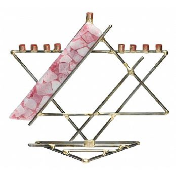 Gary Rosenthal Art Menorah - Womens Health