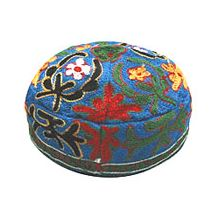 Quality Machine Made Buchari Kippah All Sizes