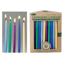 Eco-Friendly Natural Wax Candles - Multi Color