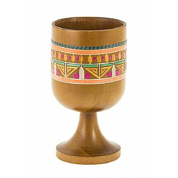 Pharonic Light Wood Elijah Cup