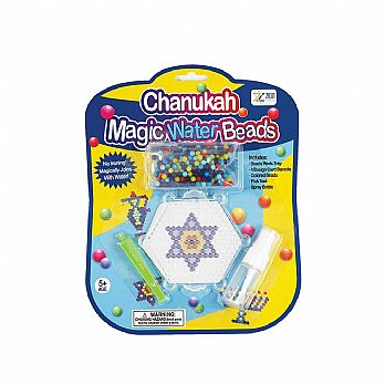 Hanukkah Magic Water Beads Kit