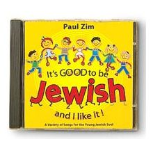 Music CD by Paul Zim - Its Good To Be Jewish