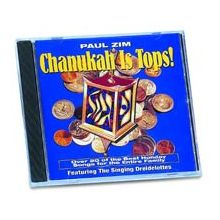 Chanukkah Music CD- Chanukah is Tops