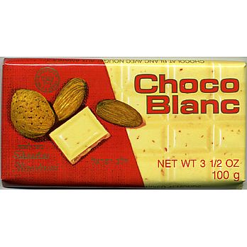 Schmerling Swiss Chocolate Bar - Choco Blanc