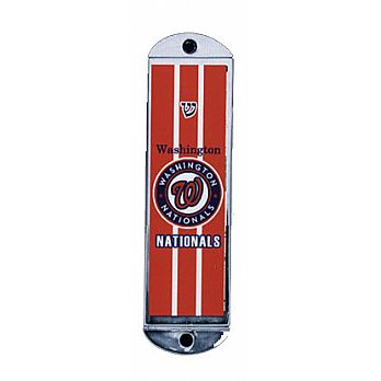 Metal Car Mezuzah - Nationals