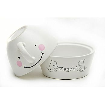Ceramic Coffee & Cookie Set Zayde