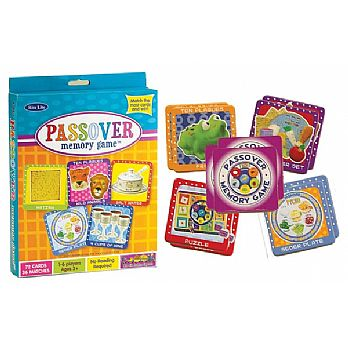 Passover Memory Game