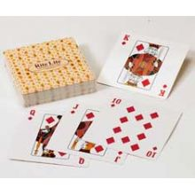 Matzah Shaped Deck of Cards