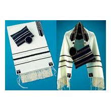 Tallit Set - Spectacular Heirloom Creation