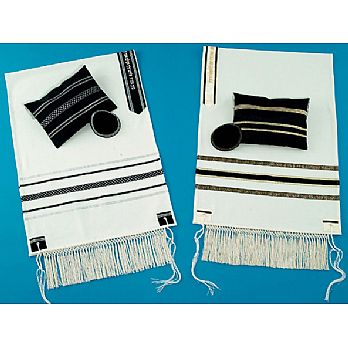 Magnificent Heirloom Tallit Set