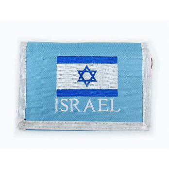Israel Flag Wallet