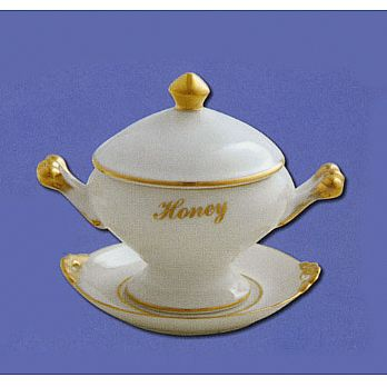 3 Piece Honey Server - Classics