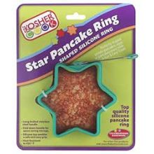 Hanukkah Star of David Pancake or Latke Ring