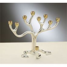 High End Tree of Life Menorah - Medium