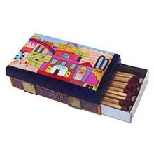 Wooden Match Box Holder Collection - Kitchen Size