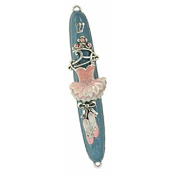 Adorable Mezuzah Cover - Ballet