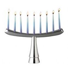 Art Menorah by Nambe