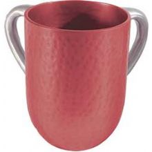 Anodized Aluminum Wash Cup by Emanuel - Red