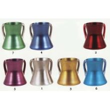 Anodized Aluminum Small Wash Cup