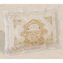Brocade Embroidered Pillow Case