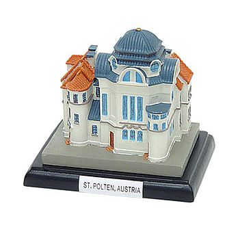 Paper Weight - St Polten Synagogue