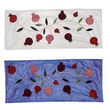Silk Table Runers - Machine Washable