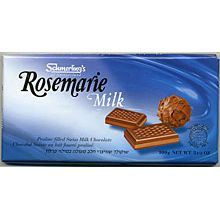 Schmerling Swiss Chocolate Bar - Rosemarie Milk
