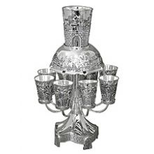 Large Kiddush Fountain (Wine Server) - Jerusalem