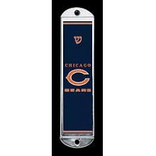 Metal Mezuzah Cover - Chicago Bears