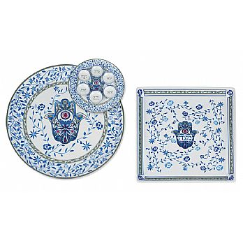 Porcelain Seder Set Oriental Collection