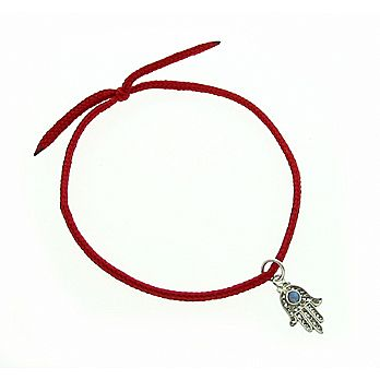 Authentic Red String Kaballah Bracelet