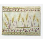 Raw Silk Tallit Bag - Wheat