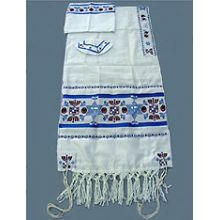 The ''Chai'' Tallit Set