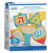 Amazing Happy Hanukkah Cookie Kit