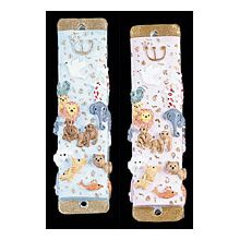 Baby Mezuzah Cover - Wildlife