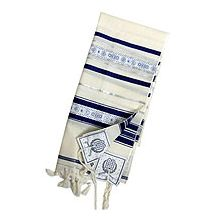 'Square's'' Ribbon Tallit