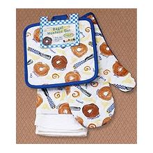 Bagel Hostess Set