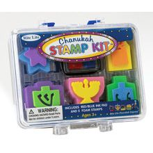 Hanukkah Foam Stamp Kit