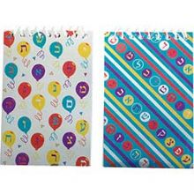 Alef Bet Memo Pad - 2 Assorted Designs
