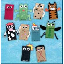 Passover 10 Plagues Hand Puppets Kit