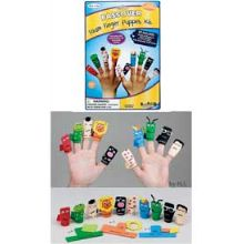 10 Plagues Finger Puppet Kit
