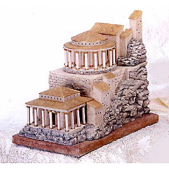 Replica Charity Box - The Masada