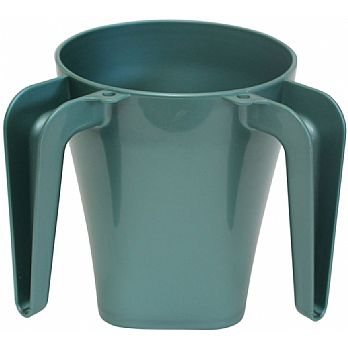 Green Plastic Wash Cup