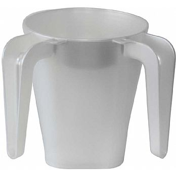 Pearl Plastic Wash Cup
