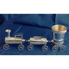 Sterling Silver Havdallah Train Set