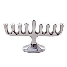 A New Stunning Sleek Modern Menorah